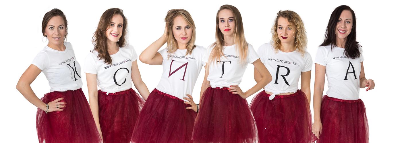 ekipa modelek agencji hostess kontra z białegostoku